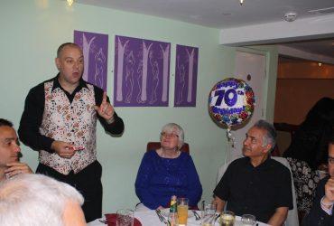Birthdays  &  Private Parties